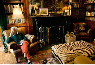 Mid Week Inspiration..Ralph Lauren and His Runway Style Homes…