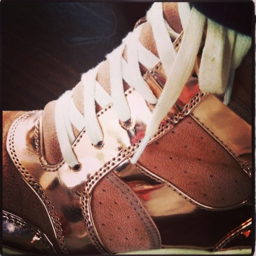 Filter : X-Pro II Michael Kors High Tops