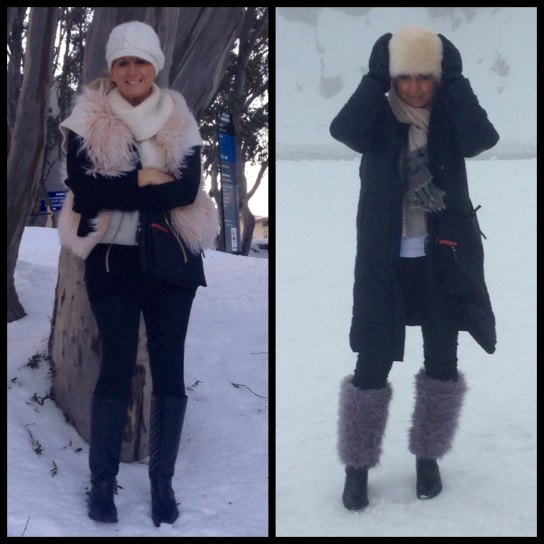 Weekend Round Up…What I Wore Après Ski…