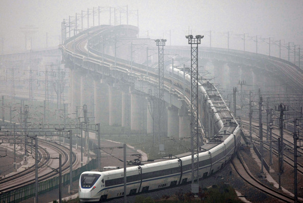 Beijing+Shanghai+High+speed+Railway+Begins+MZUrDpJGgsIl