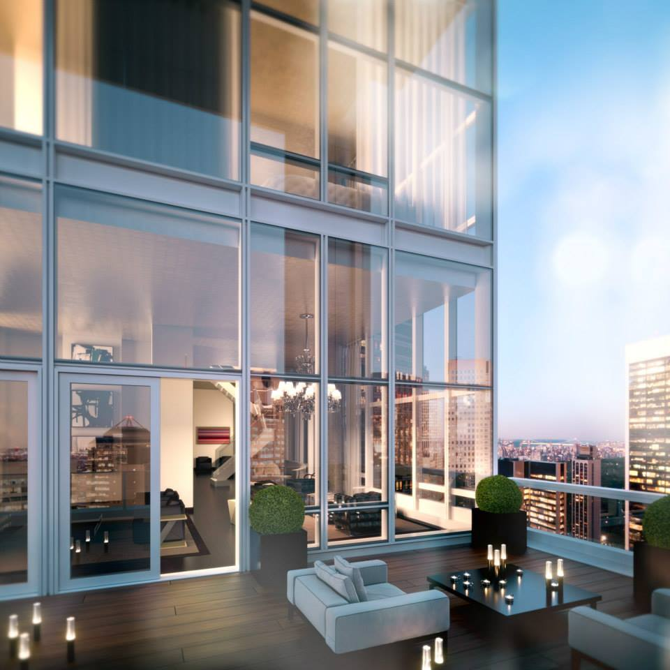 Fabulous Friday | Baccarat Apartments NYC |