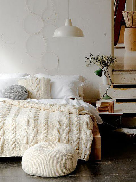 Cable Knit + Decor