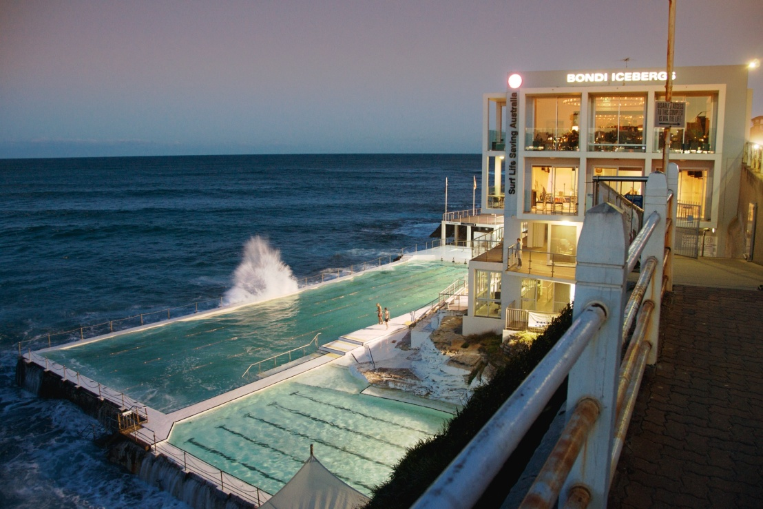 Bondi-Icebergs-at-Dusk