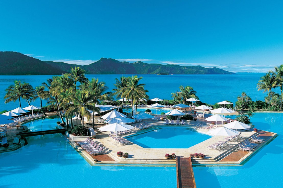 One & Only Hayman Resort : DayOne